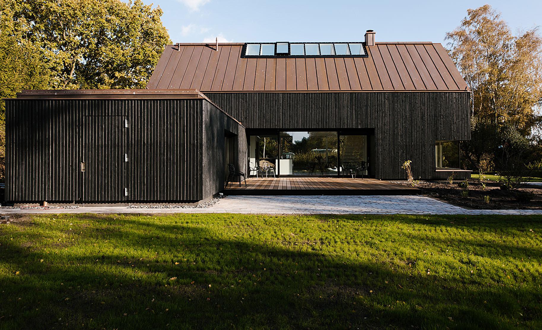 Quartier Wieck Ferienhaus Ostsee Darß